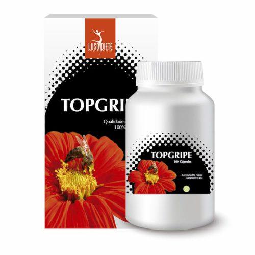 TOPGRIPE 100 caps - Lusodiete