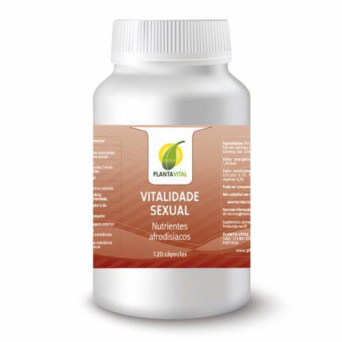 Vitalidade Sexual - Planta Vital Produtos Naturais