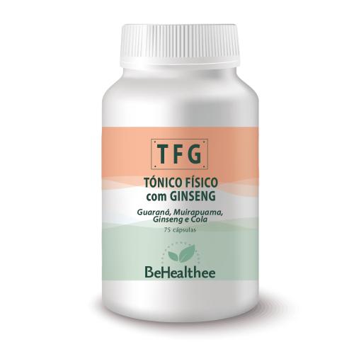 TFG BeHealthee Produtos Naturais - Tónico Fisico